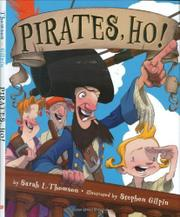 Cover art for PIRATES, HO!