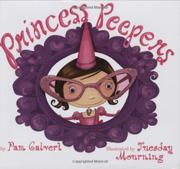 Cover art for PRINCESS PEEPERS