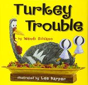 Book Cover for TURKEY TROUBLE