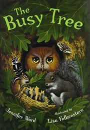 Book Cover for THE BUSY TREE