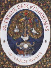 Book Cover for THE TWELVE DAYS OF CHRISTMAS