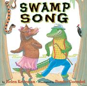 Book Cover for SWAMP SONG