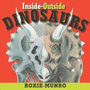 Cover art for INSIDE-OUTSIDE DINOSAURS