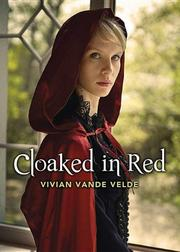 Book Cover for CLOAKED IN RED