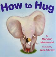 Book Cover for HOW TO HUG