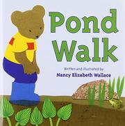 Book Cover for POND WALK