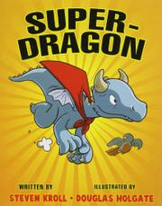 Cover art for SUPER-DRAGON
