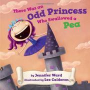 Cover art for THERE WAS AN ODD PRINCESS WHO SWALLOWED A PEA