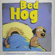 Book Cover for BED HOG