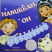 Book Cover for HANUKKAH, OH HANUKKAH!