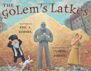 Cover art for THE GOLEM'S LATKES