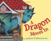 Book Cover for A DRAGON MOVES IN