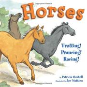 HORSES by Patricia Hubbell