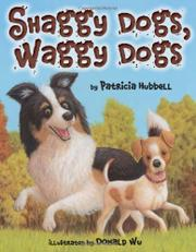 Book Cover for SHAGGY DOGS, WAGGY DOGS