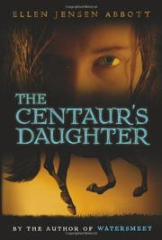 Cover art for THE CENTAUR'S DAUGHTER