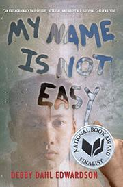 Book Cover for MY NAME IS NOT EASY