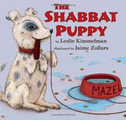 THE SHABBAT PUPPY by Leslie Kimmelman