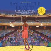 SAY A LITTLE PRAYER by Dionne Warwick