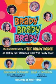 BRADY BRADY BRADY by Sherwood Schwartz