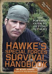 Cover art for HAWKE'S SPECIAL FORCES SURVIVAL HANDBOOK