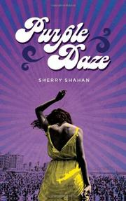 Book Cover for PURPLE DAZE