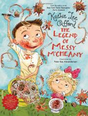 THE LEGEND OF MESSY M'CHEANY by Kathie Lee Gifford