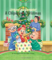 Cover art for A CHIPMUNK CHRISTMAS