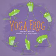 YOGA FROG by Nora Carpenter