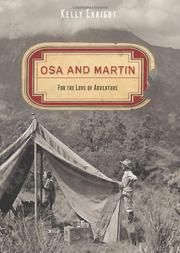 Cover art for OSA AND MARTIN