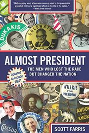 Book Cover for ALMOST PRESIDENT