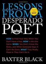 Cover art for LESSONS FROM A DESPERADO POET