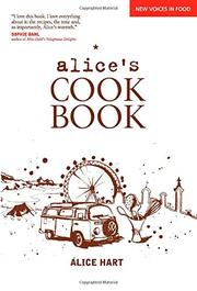 Cover art for ALICE'S COOKBOOK