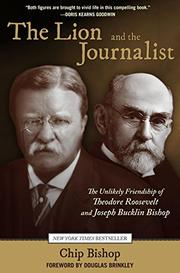 THE LION AND THE JOURNALIST by Chip Bishop