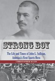 STRONG BOY by Christopher Klein