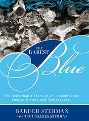 THE RAREST BLUE by Baruch Sterman