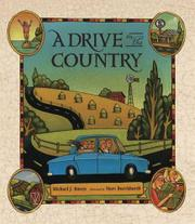 Book Cover for A DRIVE IN THE COUNTRY