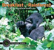 Cover art for BREAKFAST IN THE RAINFOREST