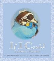 Book Cover for IF I COULD