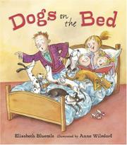Book Cover for DOGS ON THE BED