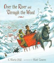 Cover art for OVER THE RIVER AND THROUGH THE WOOD