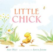 Book Cover for LITTLE CHICK