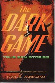 Book Cover for THE DARK GAME