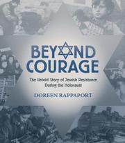 Book Cover for BEYOND COURAGE