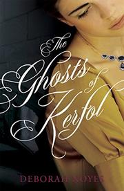 Cover art for THE GHOSTS OF KERFOL