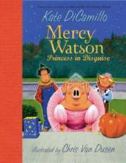 Cover art for MERCY WATSON
