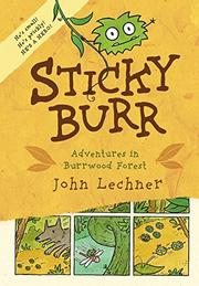 Cover art for STICKY BURR
