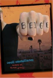 Book Cover for BEIGE