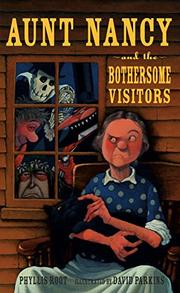 AUNT NANCY AND THE BOTHERSOME VISITORS by Phyllis Root