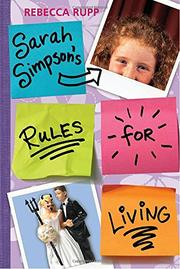 Book Cover for SARAH SIMPSON'S RULES FOR LIVING