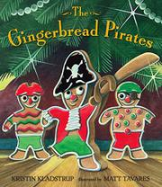 Cover art for THE GINGERBREAD PIRATES